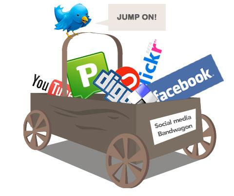 Social Media Bild